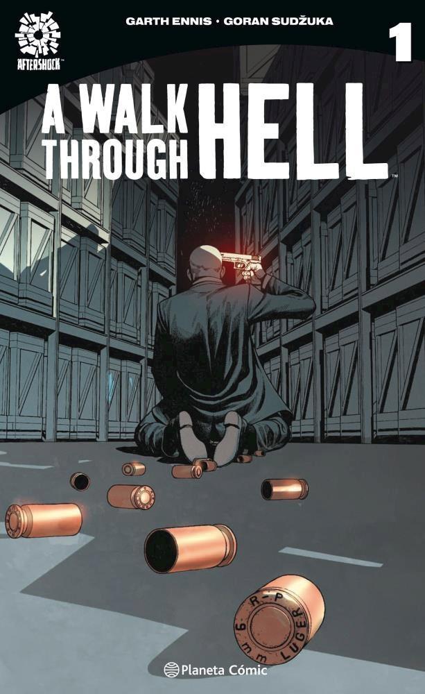 Comic A Walk Through Hell Nº 01