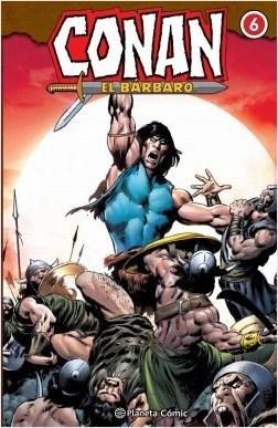 Comic Conan El Bárbaro (Integral) Nº 06/10