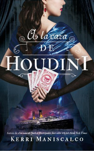 Papel A La Caza De Houdini (3)
