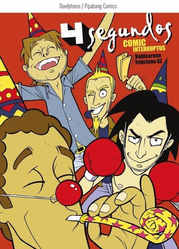 Comic 4 Segundos : Comic Interruptus - Edición Integral