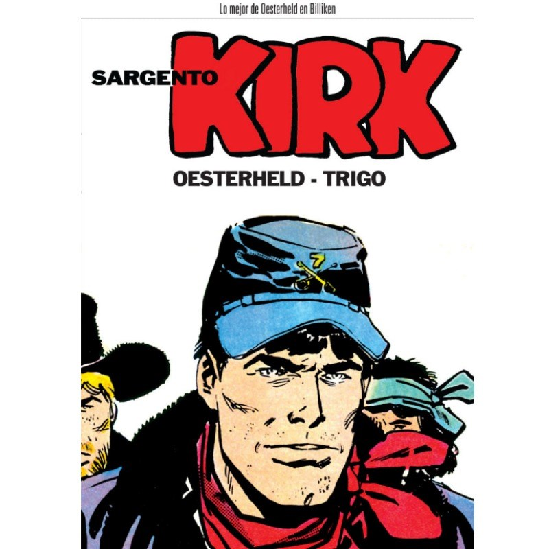 Comic Sargento Kirk: Sangre Y Oro Azteca