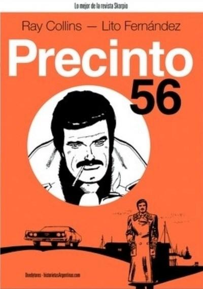 Comic Precinto 56