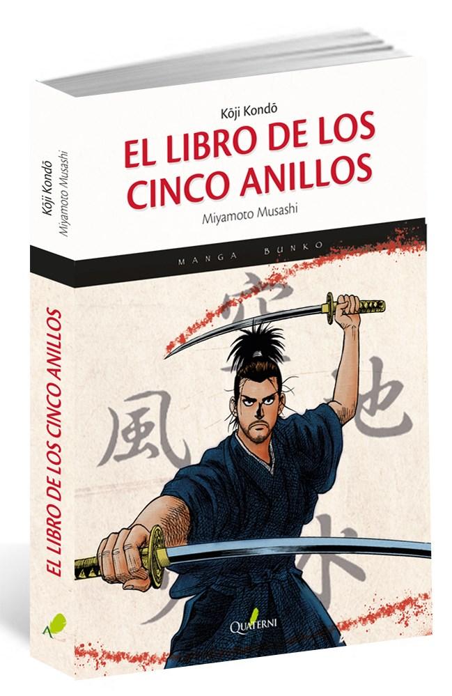 Papel Libro De Los Cinco Anillos, El -Manga-
