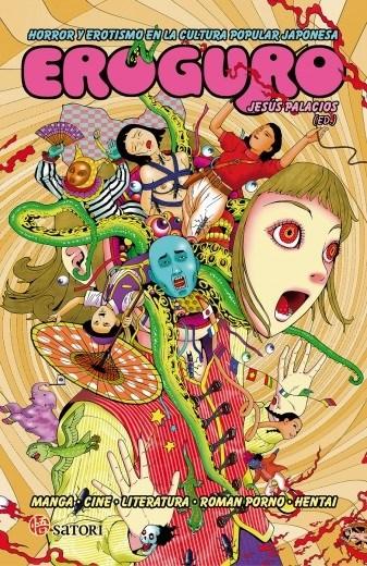 Libro Eroguro. Horror Y Erotismo En La Cultura