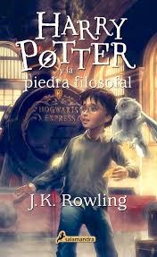 Papel Harry Potter 1 - Y La Piedra Filosofal