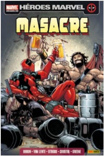 Comic Masacre Nº 05