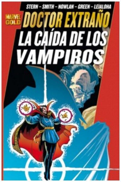 Comic Dr. Extraño: La Caida De Los Vampiros (Marvel Gold)