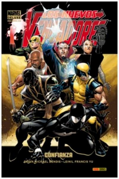 Comic Los Nuevos Vengadores Nº 07: Confianza (Marvel Deluxe)