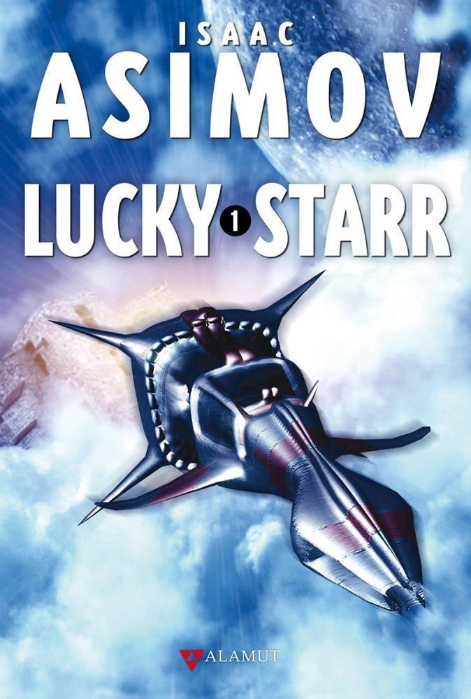 Papel Lucky Starr 1