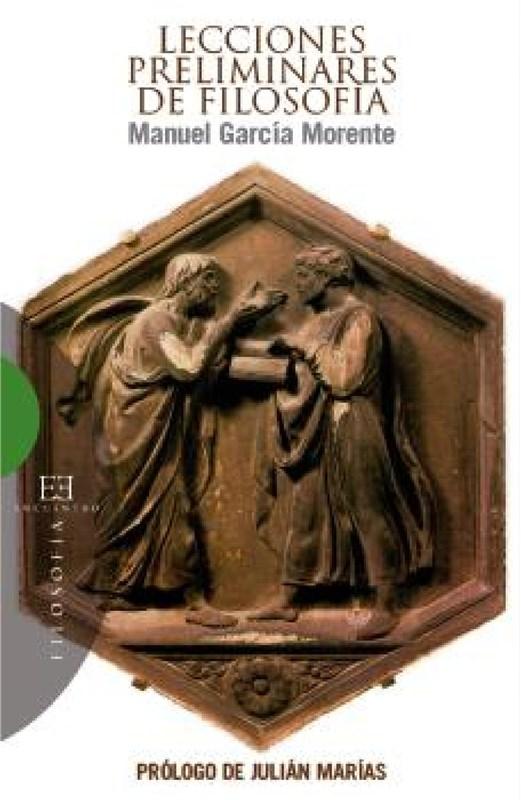 E-book Lecciones Preliminares De Filosofía