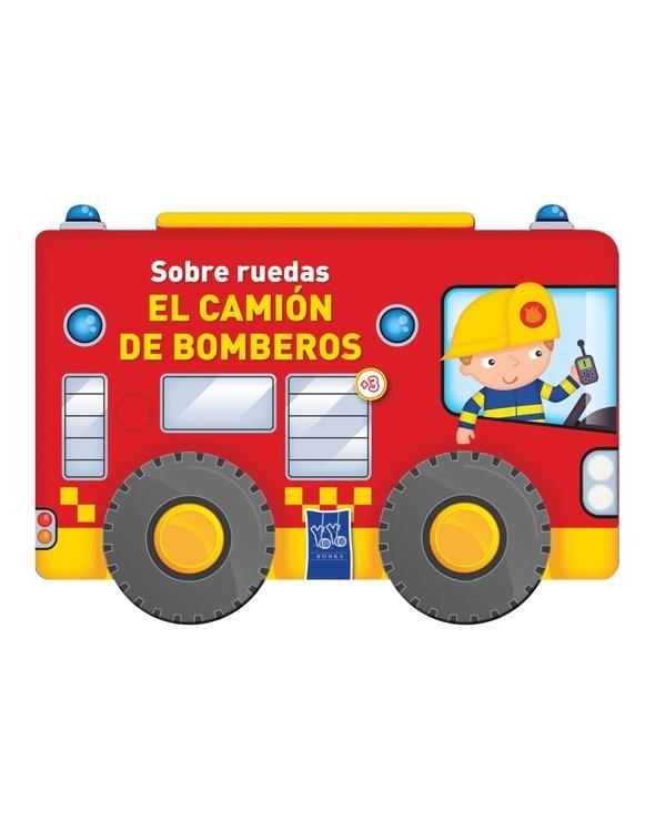 Papel Camion De Bomberos, El  Sobre Ruedas