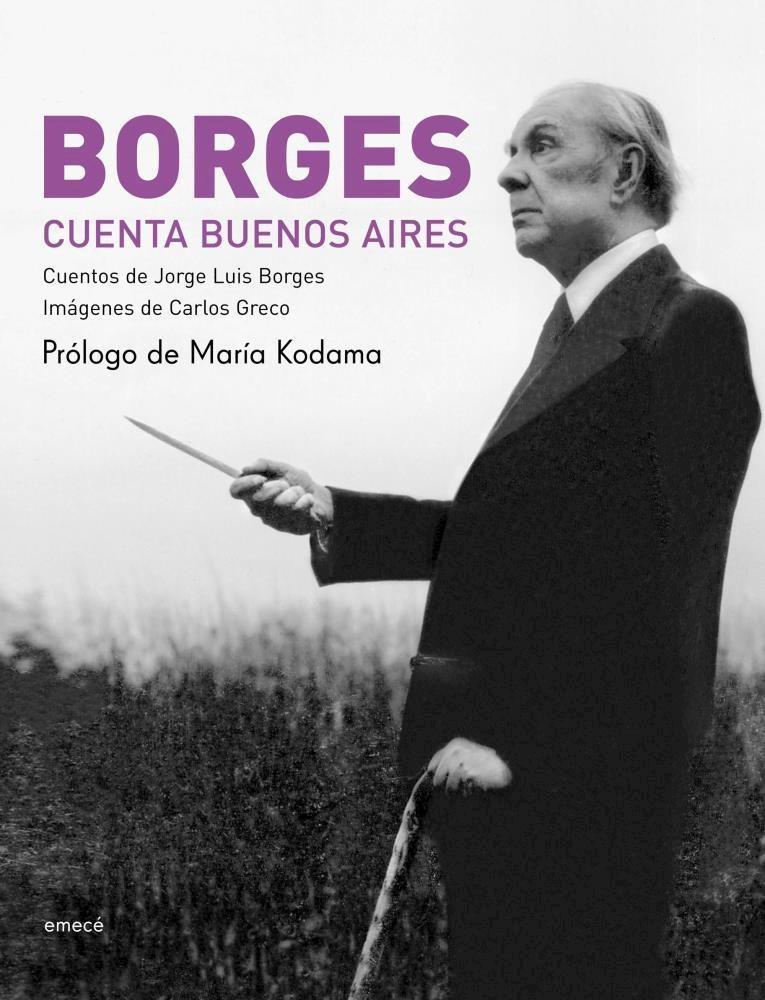 Papel Borges Cuenta Buenos Aires