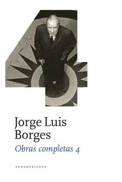 Papel Obras Completas 4 - Borges