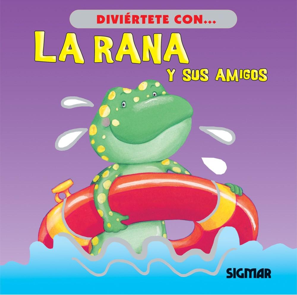 Papel La Rana Y Sus Amigos