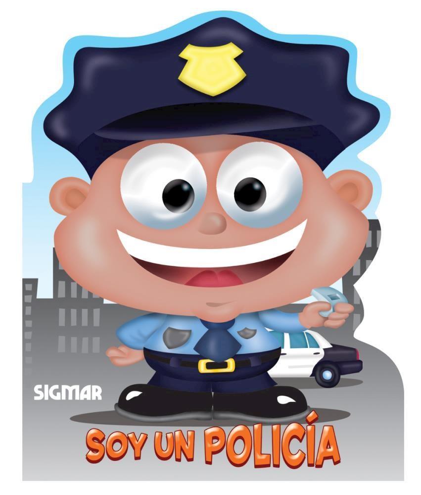 Papel Soy Un Policía