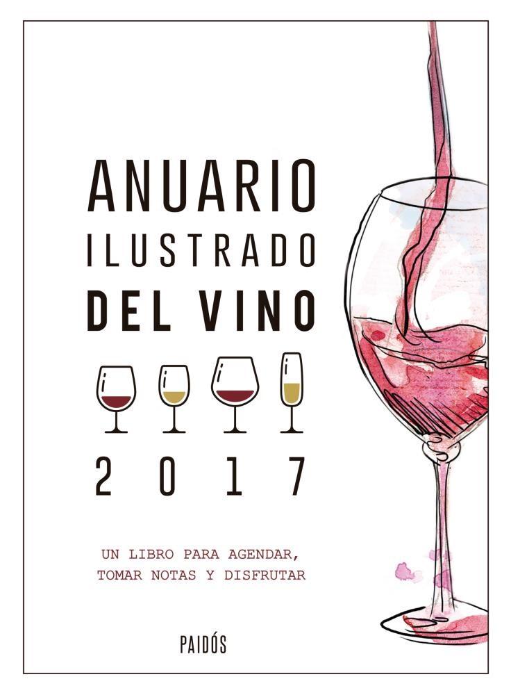 Papel Anuario Ilustrado Del Vino 2017