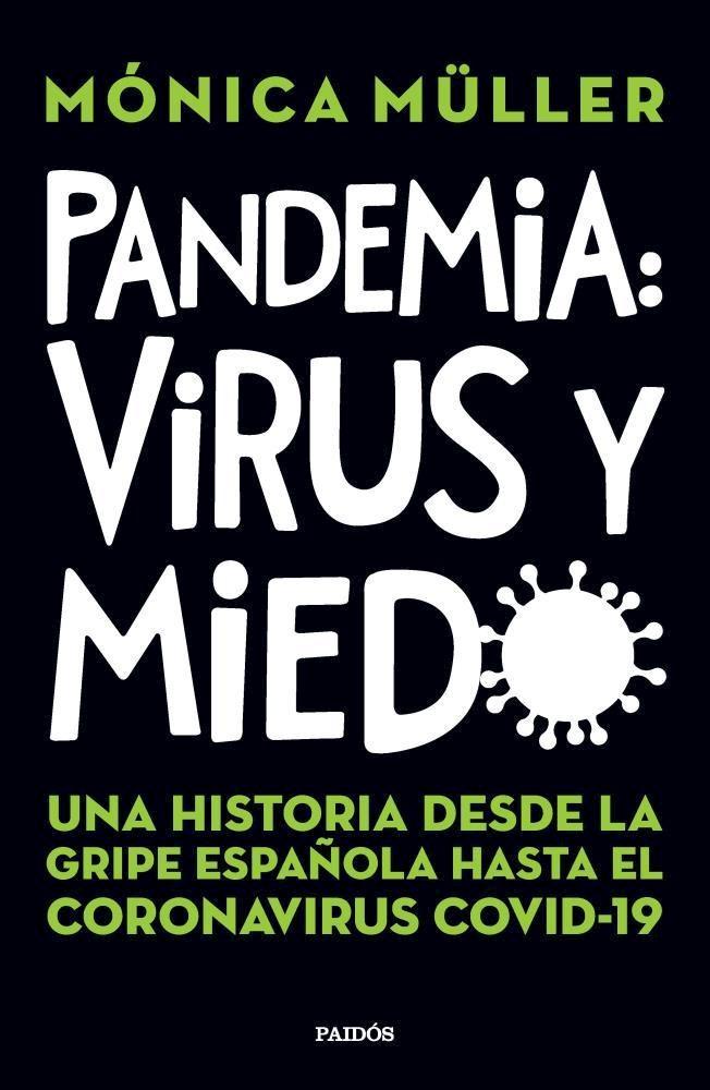 Papel Pandemia: Virus Y Miedo