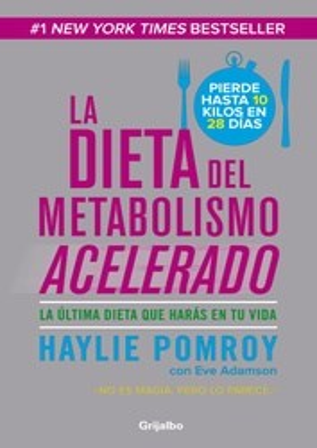 Papel Dieta Del Metabolismo Acelerado, La