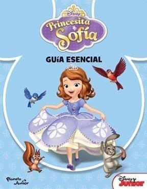 Papel Princesita Sofía. Guía Esencial