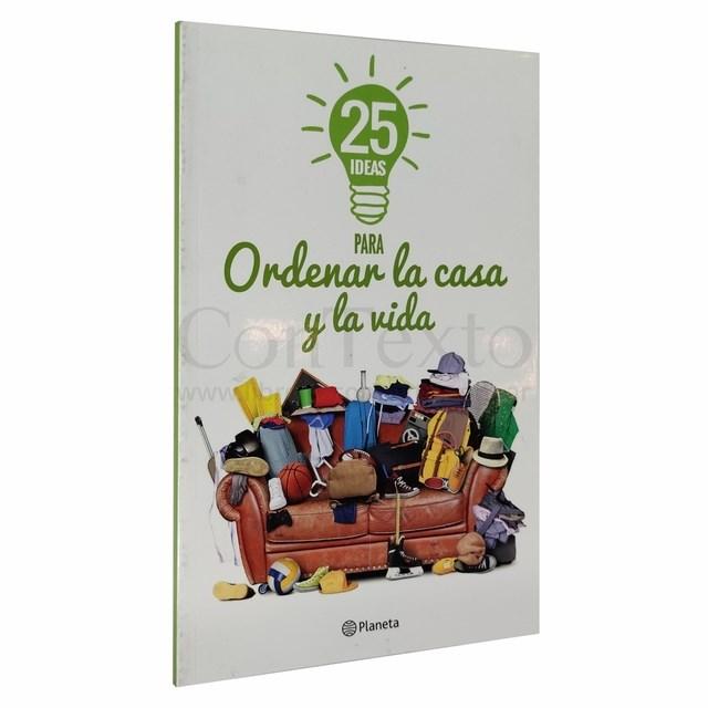 Papel 25 Ideas Para Ordenar La Casa Y La Vida