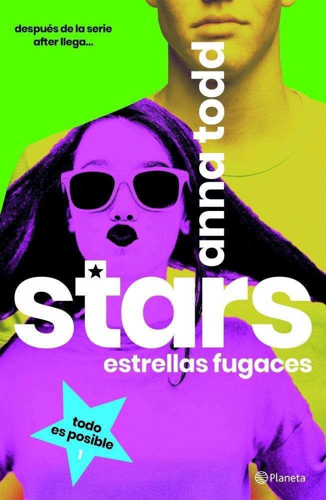 Papel Stars. Estrellas Fugaces