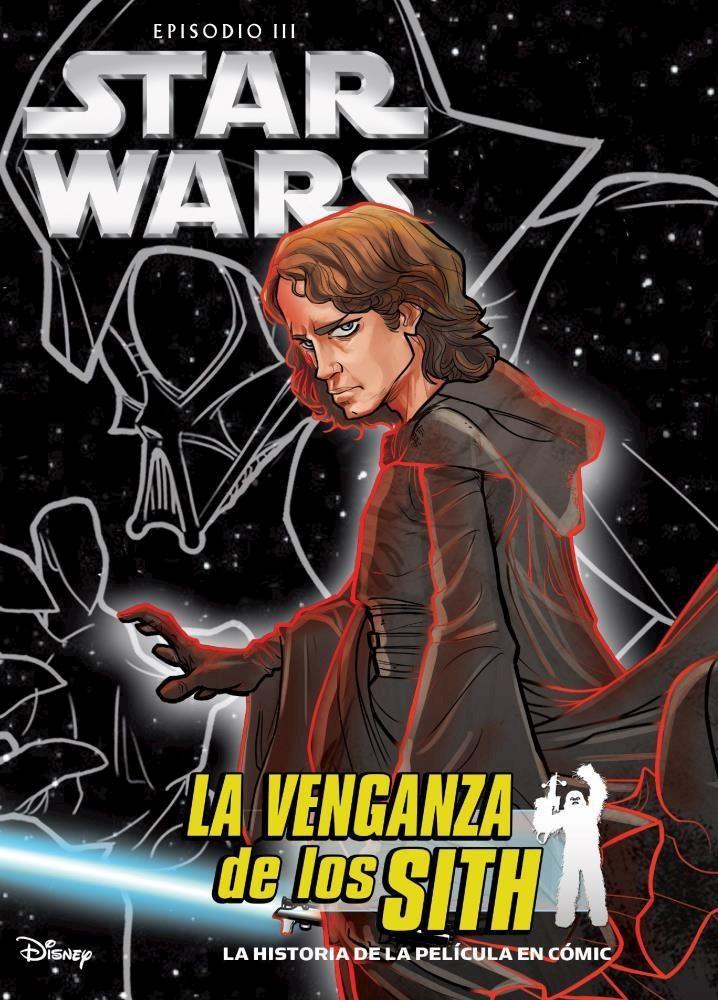 Papel Star Wars. Episodio Iii. La Venganza De Los Sith
