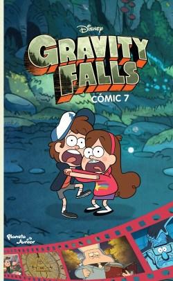 Papel Gravity Falls. Cómic 7