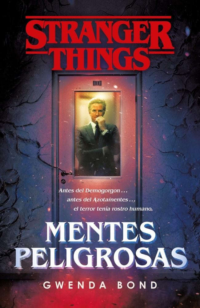 Papel Stranger Things: Mentes Peligrosas