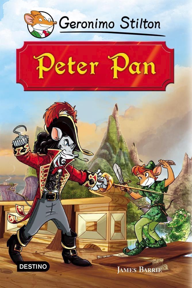 Papel Peter Pan Stilton Geronimo