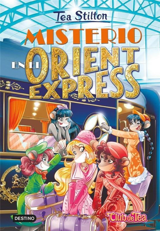 Papel Tea Stilton 13. Misterio En El Orient Express