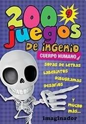 Papel 200 Juegos De Ingenio- Cuerpo Humano