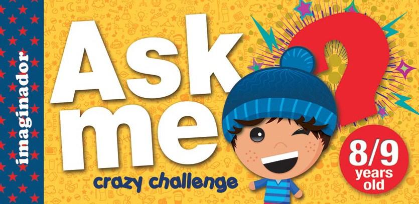 Papel Preguntame - Ask Me 8/9 A?Os