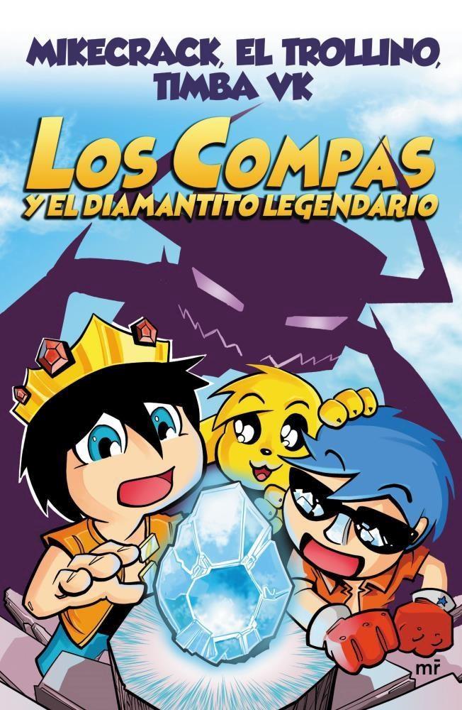 Papel Los Compas Y El Diamantito Legendario