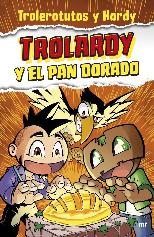 Papel Trolardy Y El Pan Dorado