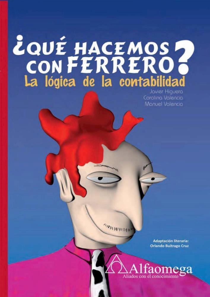 Papel ¿Qué Hacemos Con Ferrero?