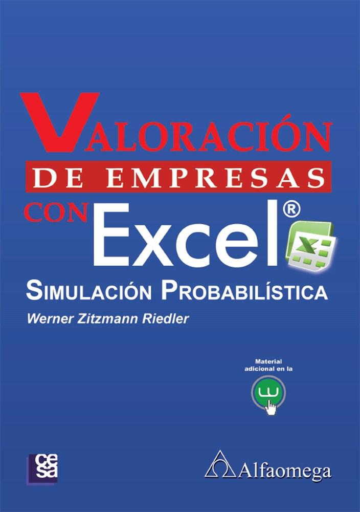 Papel Valoración De Empresas Con Excel Simulación Probabilística 1Ed.