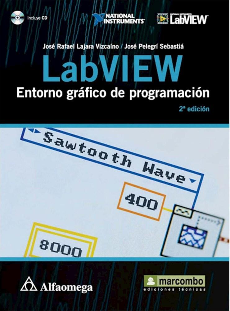 Papel Labview Entorno Gráfico De Programación 2A Ed.