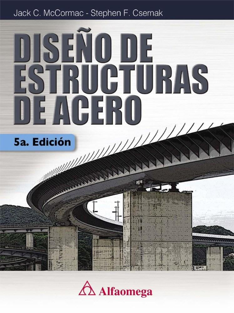 Papel Diseño De Estructuras De Acero 5ª Ed.