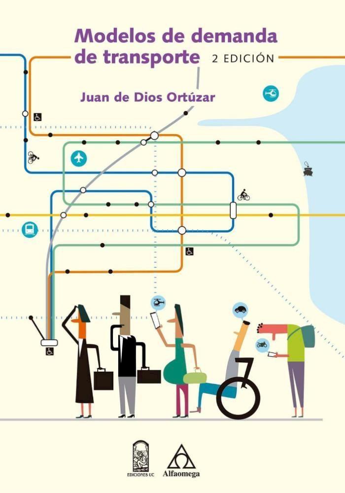 Papel Modelos De Demanda De Transporte 2ª Ed.