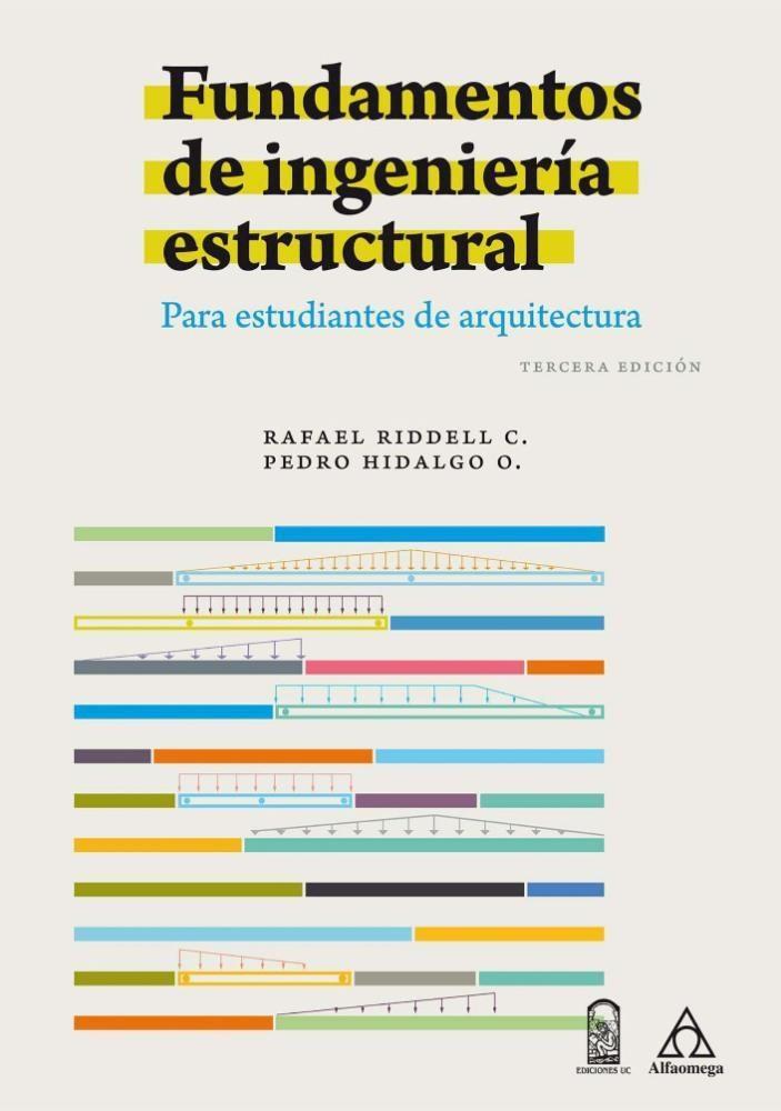 Papel Fundamentos De Ingeniería Estructural 3ª Edición