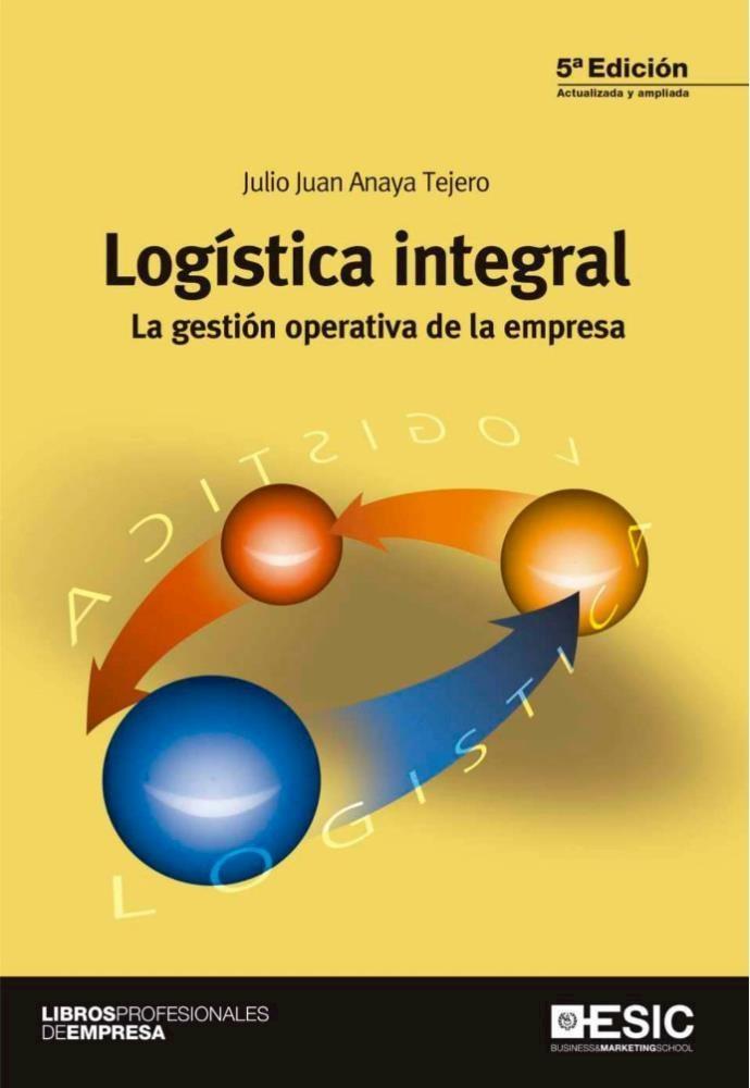 Papel Logística Integral 5 Ed.