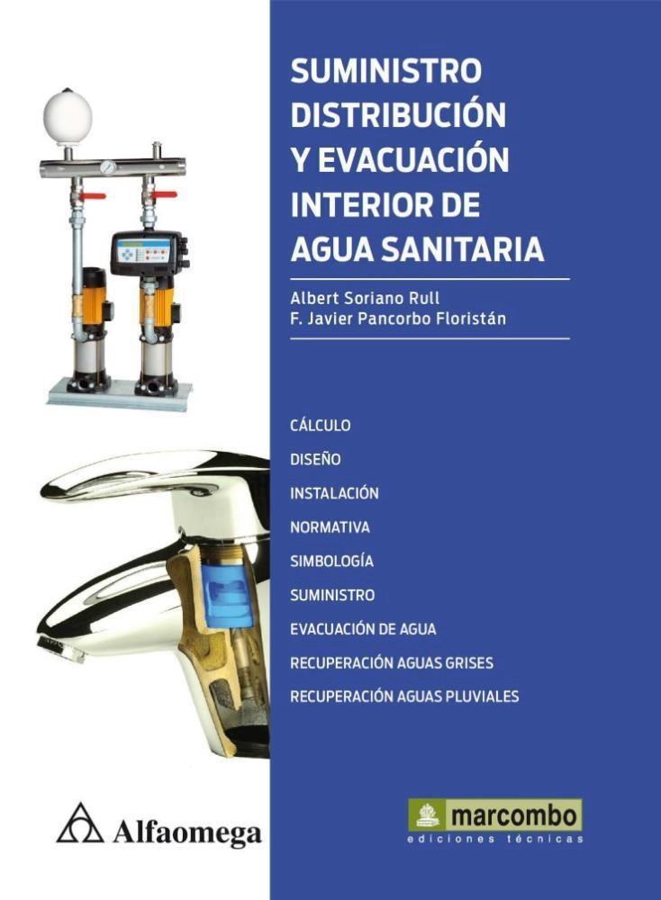 Papel Suministro, Distribución Y Evacuación Interior De Agua Sanitaria