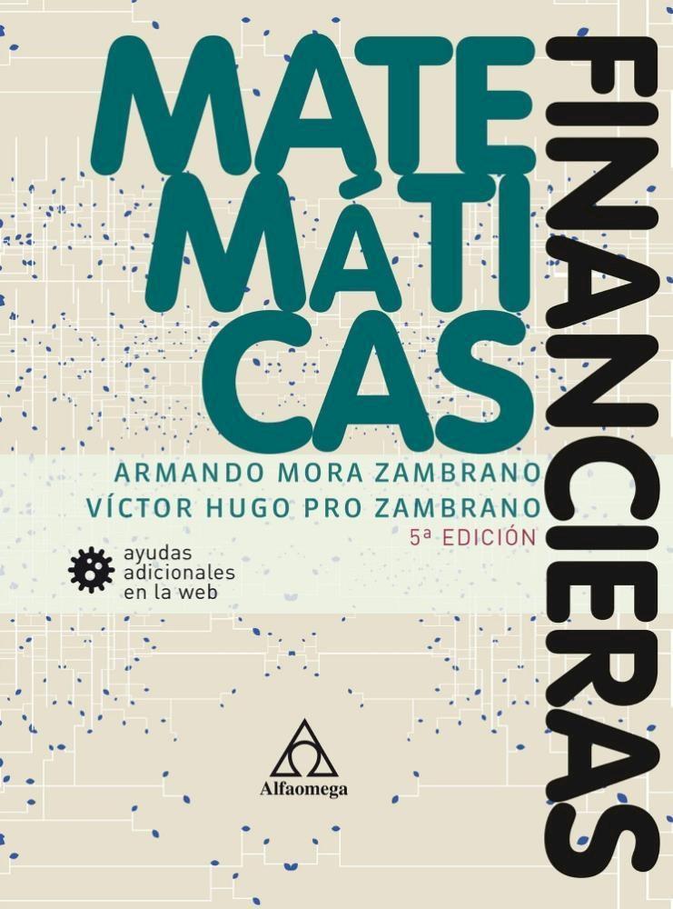Papel Matemáticas Financieras Quinta Edición