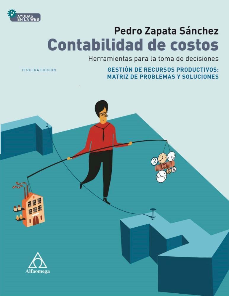 Papel Contabilidad De Costos 3Ra Edición