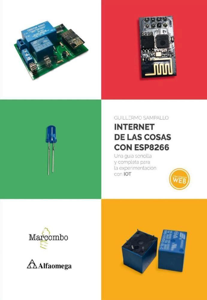 Papel Internet De Las Cosas Con Esp8266