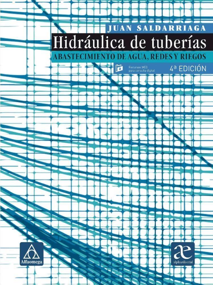 Papel Hidráulica De Tuberías Cuarta Edición