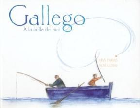 Papel Gallego A La Orilla Del Mar