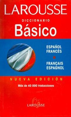 Papel Diccionario Basico Espa?Ol Frances Francais
