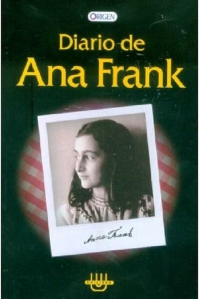 Papel Diario De Ana Frank