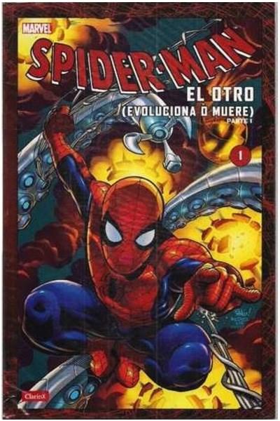 Comic Spider-Man El Otro (Evoluciona O Muere) Completo, Tres Tomos